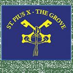 St. Pius X The Grove logo