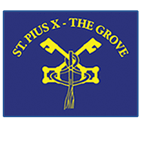 St. Pius X - The Grove logo